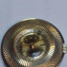 Recambios de relojes: RELOJ COLGANTE DE CARGA MANUAL . Lote 133632202