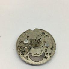 Recambios de relojes: MAQUINARIA CAUNY PRIMA 1950/51 PARA PIEZAS CARGA MANUAL. Lote 134784578