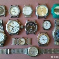 Recambios de relojes: LOTE RELOJES PARA PIEZAS. Lote 135920422