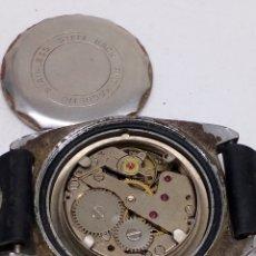 Recambios de relojes: RELOJ VADUR PARA PIEZAS AUTOMÁTICO. Lote 136010734