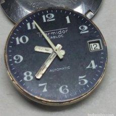 Recambios de relojes: RELOJ THERMIDOR AUTOMÁTICO, SWISS MADE - PARA PIEZAS - CAJA 32 MM.. Lote 136486786