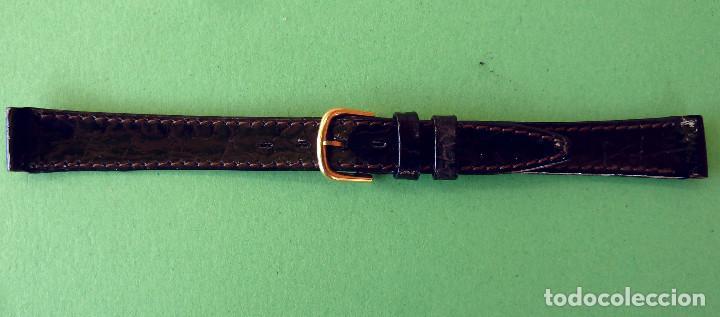 CORREA TISSOT (Relojes - Recambios)