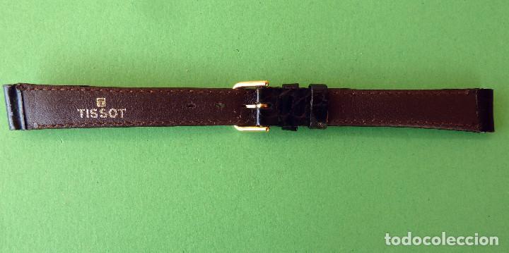 Recambios de relojes: Correa Tissot - Foto 2 - 137218498