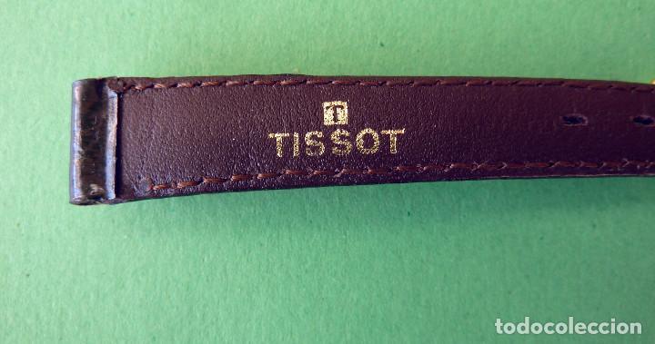 Recambios de relojes: Correa Tissot - Foto 3 - 137218498