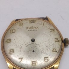 Recambios de relojes: RELOJ DOGMA PRIMA PARA PIEZAS. Lote 137618929