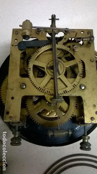 Recambios de relojes: Maquina de reloj. Modernita .Funciona.Marca Junghans - Foto 6 - 138343202