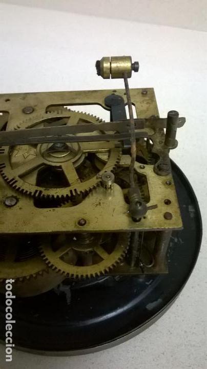 Recambios de relojes: Maquina de reloj. Modernita .Funciona.Marca Junghans - Foto 7 - 138343202