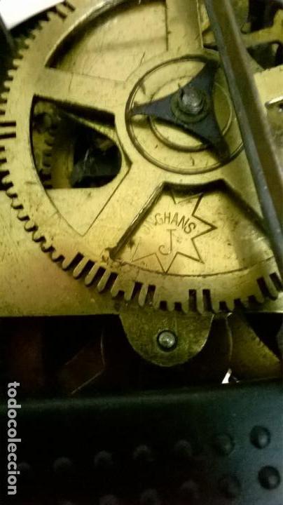 Recambios de relojes: Maquina de reloj. Modernita .Funciona.Marca Junghans - Foto 8 - 138343202