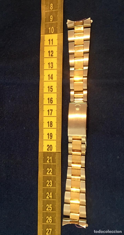 Rolex Original Acero Y Reloj Correa Oro T1cKlJF3