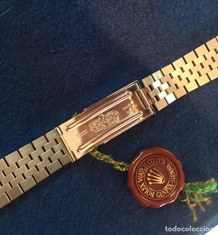 Recambios de relojes: Correa armis Rolex jubileo original Nos - Foto 4 - 138634500