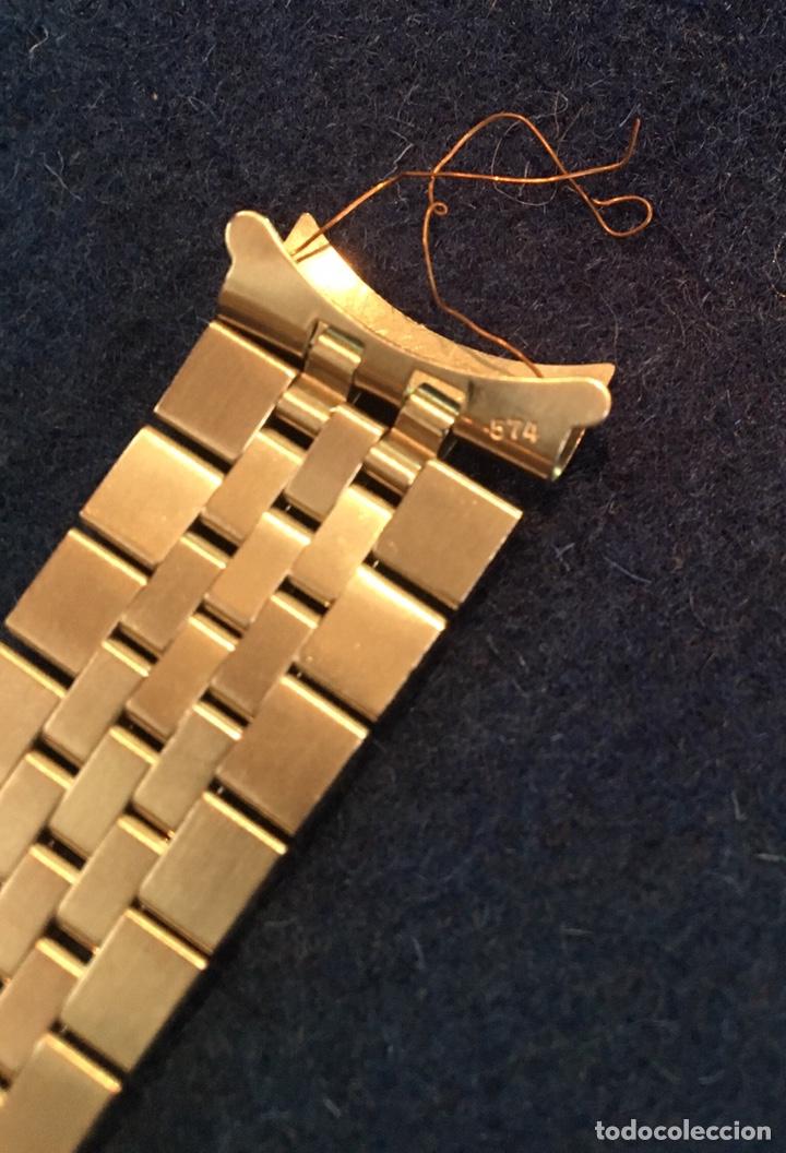 Recambios de relojes: Correa armis Rolex jubileo original Nos - Foto 6 - 138634500