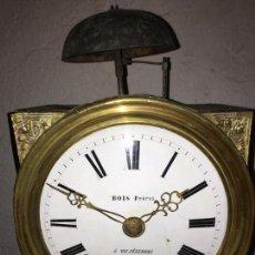 Recambios de relojes: MECANISMO DE RELOJ MOREZ. Lote 138963578