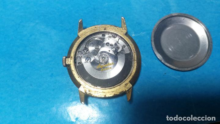 Recambios de relojes: Lote de 6 relojes automaticos para reparar o piezas, aunque parecen quieren andar - Foto 9 - 138985938