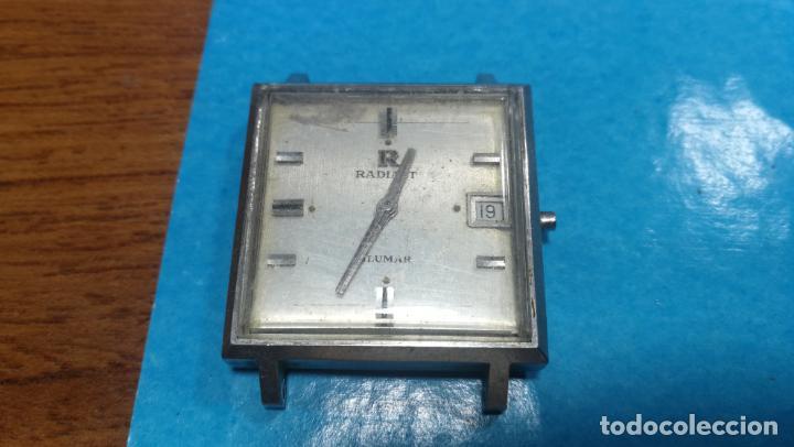 Recambios de relojes: Lote de 6 relojes automaticos para reparar o piezas, aunque parecen quieren andar - Foto 13 - 138985938