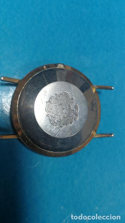 Recambios de relojes: Lote de 6 relojes automaticos para reparar o piezas, aunque parecen quieren andar - Foto 19 - 138985938