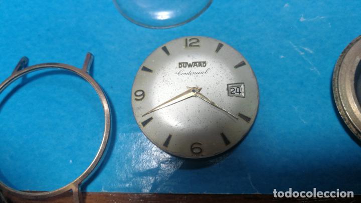 Recambios de relojes: Lote de 6 relojes automaticos para reparar o piezas, aunque parecen quieren andar - Foto 27 - 138985938