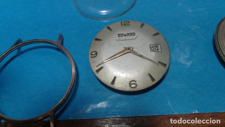 Recambios de relojes: Lote de 6 relojes automaticos para reparar o piezas, aunque parecen quieren andar - Foto 29 - 138985938