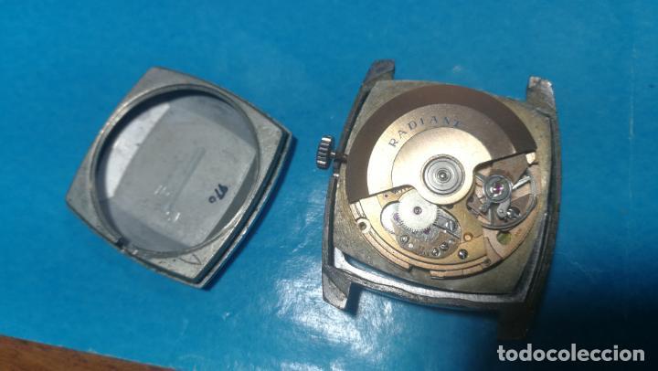 Recambios de relojes: Lote de 6 relojes automaticos para reparar o piezas, aunque parecen quieren andar - Foto 32 - 138985938