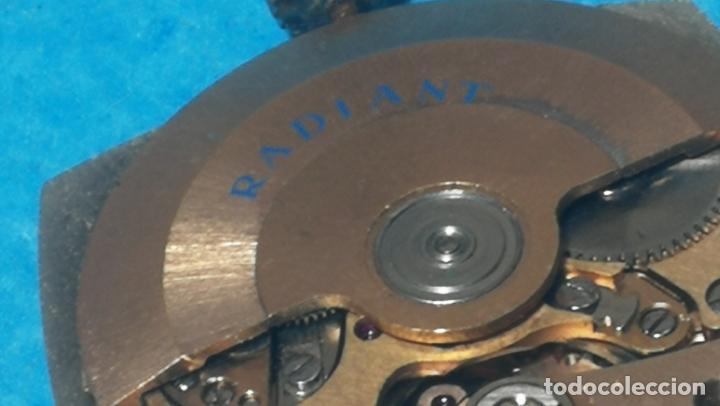 Recambios de relojes: Lote de 6 relojes automaticos para reparar o piezas, aunque parecen quieren andar - Foto 35 - 138985938
