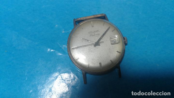 Recambios de relojes: Lote de 6 relojes automaticos para reparar o piezas, aunque parecen quieren andar - Foto 41 - 138985938