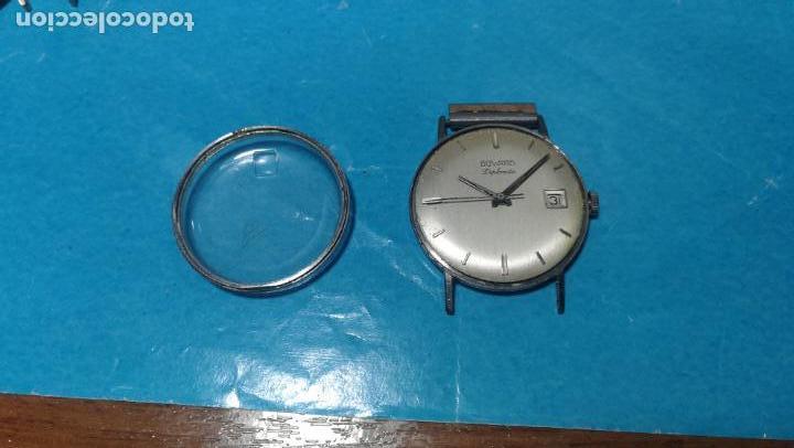 Recambios de relojes: Lote de 6 relojes automaticos para reparar o piezas, aunque parecen quieren andar - Foto 42 - 138985938