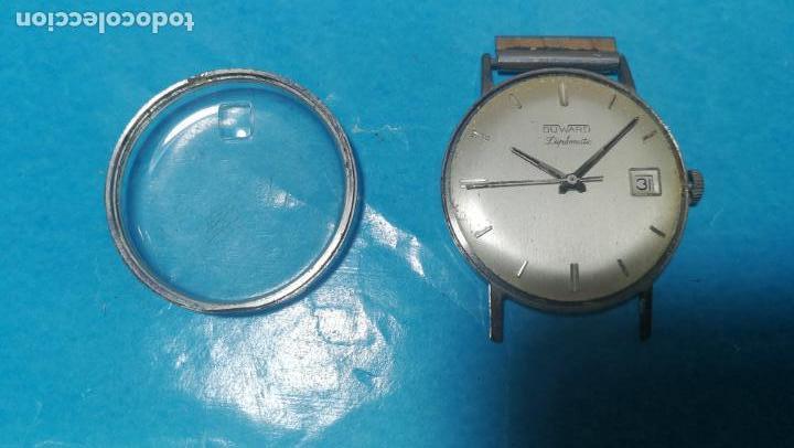 Recambios de relojes: Lote de 6 relojes automaticos para reparar o piezas, aunque parecen quieren andar - Foto 43 - 138985938