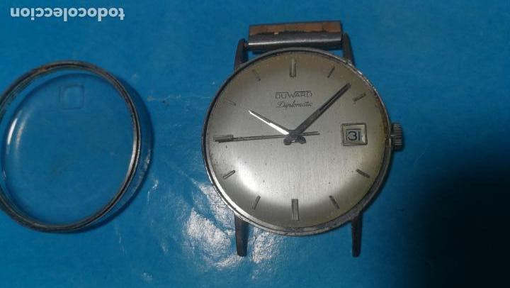 Recambios de relojes: Lote de 6 relojes automaticos para reparar o piezas, aunque parecen quieren andar - Foto 46 - 138985938