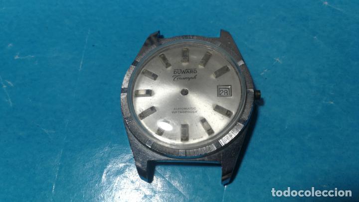Recambios de relojes: Lote de 6 relojes automaticos para reparar o piezas, aunque parecen quieren andar - Foto 50 - 138985938