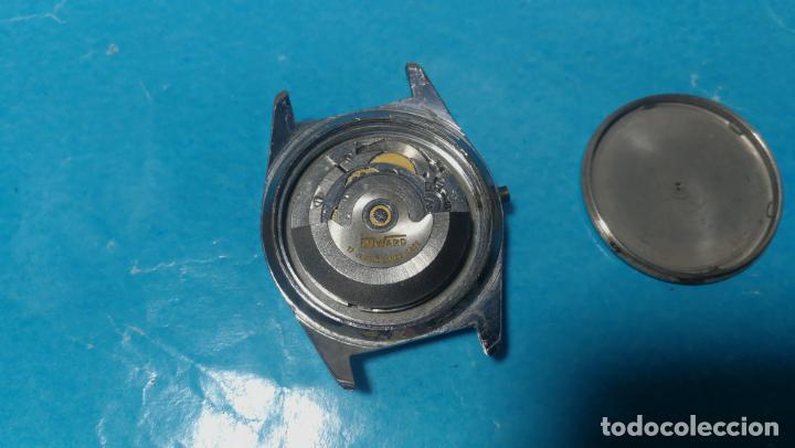 Recambios de relojes: Lote de 6 relojes automaticos para reparar o piezas, aunque parecen quieren andar - Foto 52 - 138985938