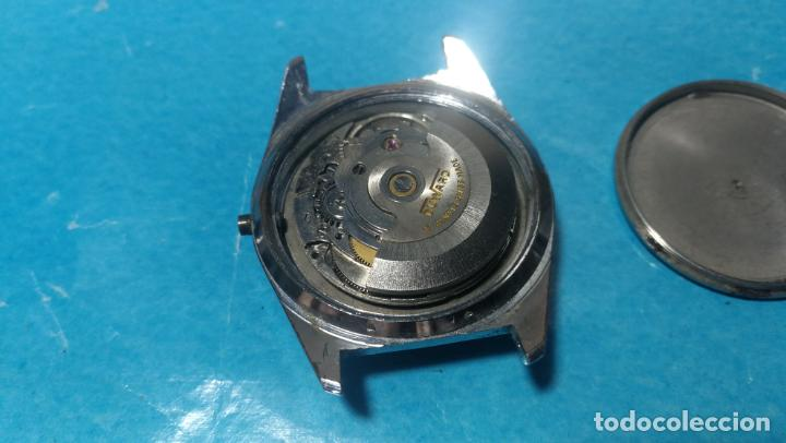 Recambios de relojes: Lote de 6 relojes automaticos para reparar o piezas, aunque parecen quieren andar - Foto 55 - 138985938