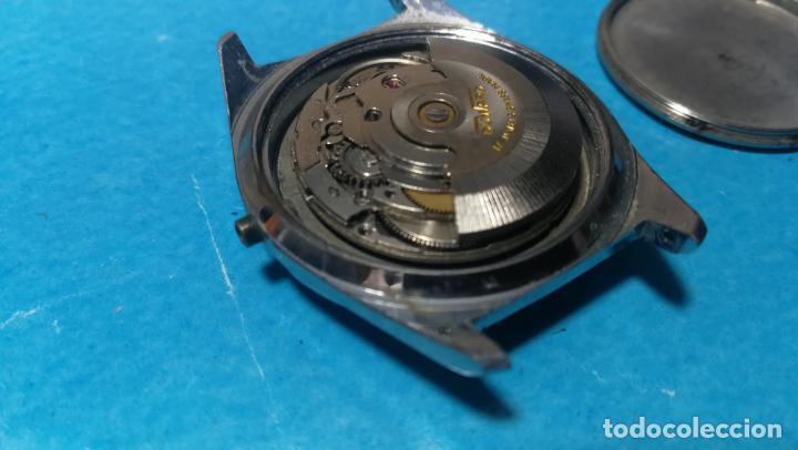 Recambios de relojes: Lote de 6 relojes automaticos para reparar o piezas, aunque parecen quieren andar - Foto 57 - 138985938