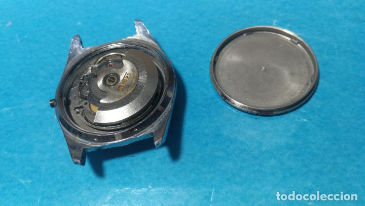 Recambios de relojes: Lote de 6 relojes automaticos para reparar o piezas, aunque parecen quieren andar - Foto 58 - 138985938