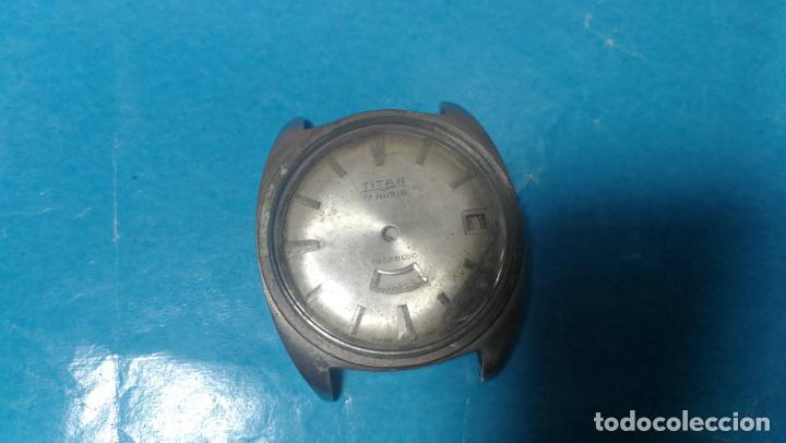 Recambios de relojes: Lote de 6 relojes a cuerda, 4 para ajustar marcha y 2 para reparar o piezas - Foto 20 - 138992038