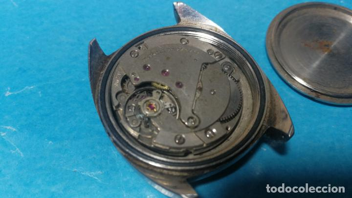 Recambios de relojes: Lote de 6 relojes a cuerda, 4 para ajustar marcha y 2 para reparar o piezas - Foto 24 - 138992038