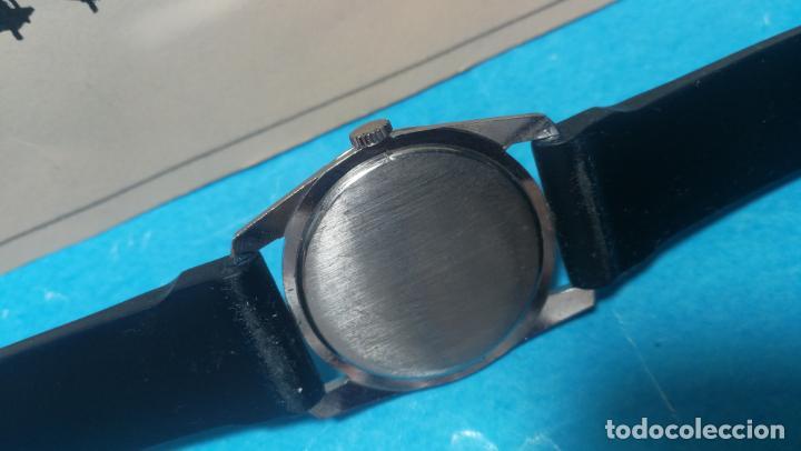 Recambios de relojes: RELOJ CYMA R-458, aunque funciona, atrasa, por tanto para reparar o restaurar - Foto 9 - 138997018