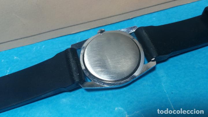 Recambios de relojes: RELOJ CYMA R-458, aunque funciona, atrasa, por tanto para reparar o restaurar - Foto 10 - 138997018