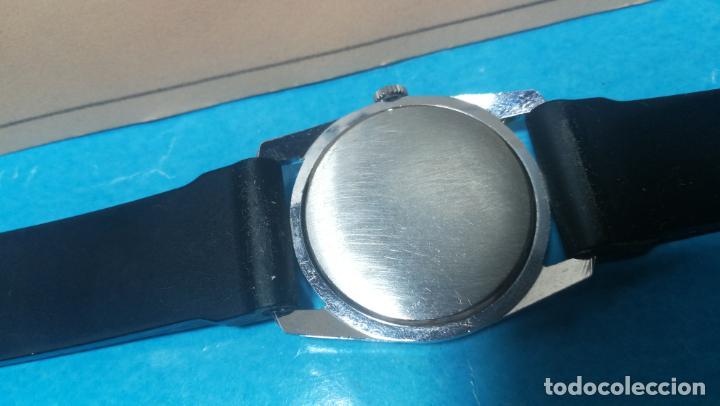 Recambios de relojes: RELOJ CYMA R-458, aunque funciona, atrasa, por tanto para reparar o restaurar - Foto 12 - 138997018