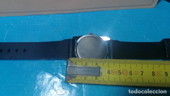 Recambios de relojes: RELOJ CYMA R-458, aunque funciona, atrasa, por tanto para reparar o restaurar - Foto 17 - 138997018