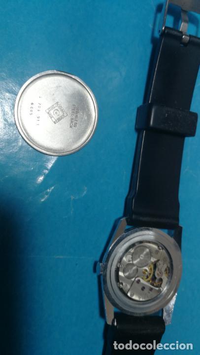 Recambios de relojes: RELOJ CYMA R-458, aunque funciona, atrasa, por tanto para reparar o restaurar - Foto 21 - 138997018