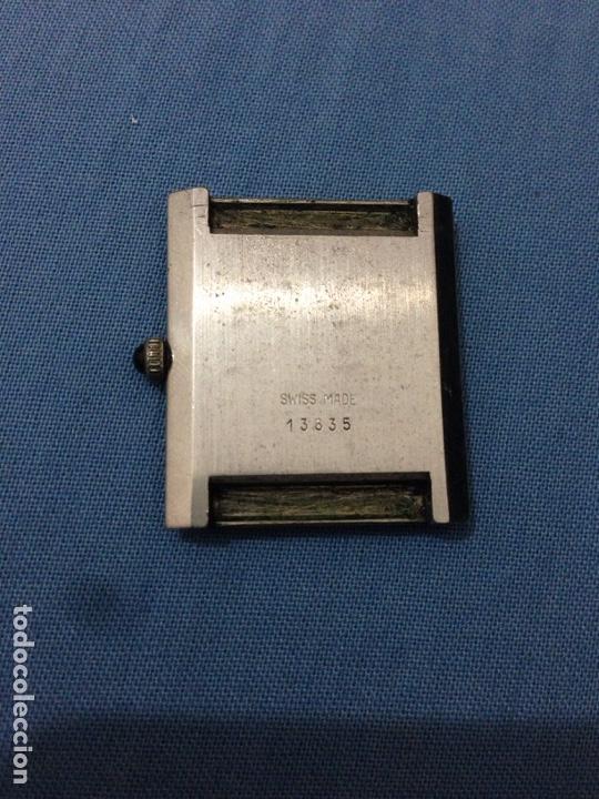Recambios de relojes: Maquinaria de reloj certina cuadro - Foto 2 - 139306250