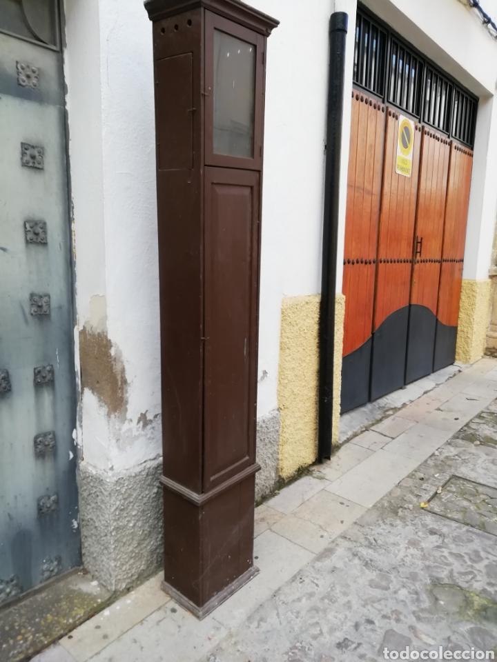 Recambios de relojes: Antigua caja de reloj - Foto 2 - 140266906