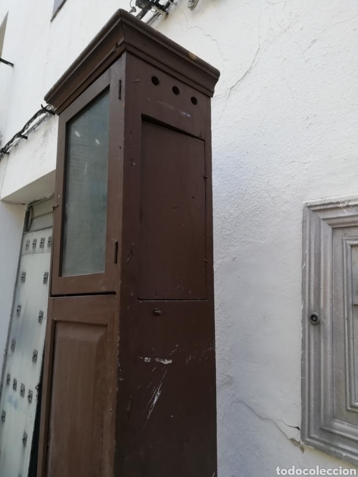 Recambios de relojes: Antigua caja de reloj - Foto 4 - 140266906