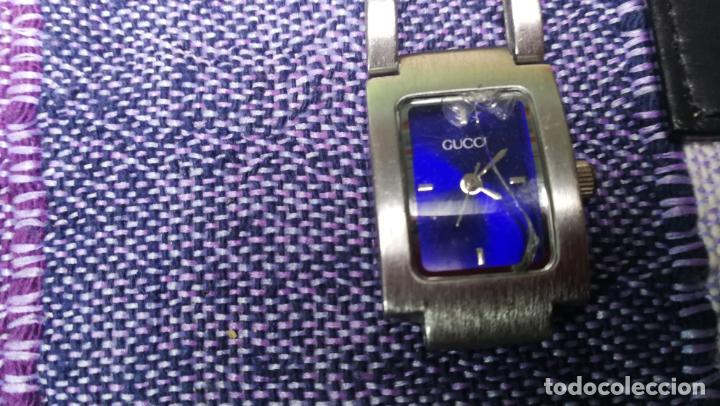 Recambios de relojes: Lote de 8 relojes VARIADOS están sin comprobar por tanto para reparar, repasar o piezas - Foto 2 - 140278422