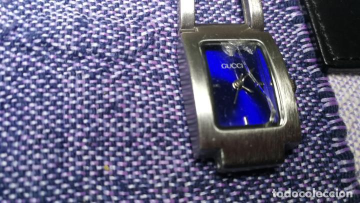 Recambios de relojes: Lote de 8 relojes VARIADOS están sin comprobar por tanto para reparar, repasar o piezas - Foto 3 - 140278422