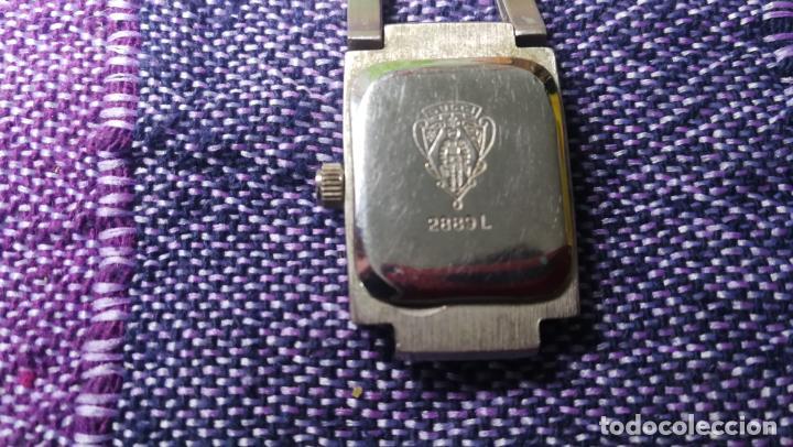 Recambios de relojes: Lote de 8 relojes VARIADOS están sin comprobar por tanto para reparar, repasar o piezas - Foto 4 - 140278422