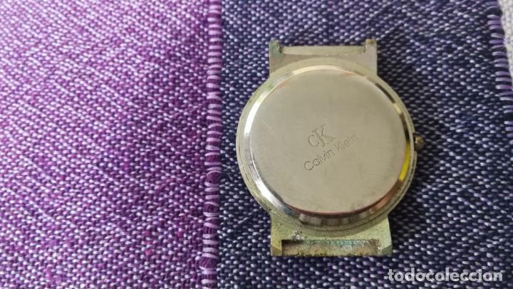 Recambios de relojes: Lote de 8 relojes VARIADOS están sin comprobar por tanto para reparar, repasar o piezas - Foto 6 - 140278422
