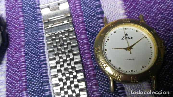Recambios de relojes: Lote de 8 relojes VARIADOS están sin comprobar por tanto para reparar, repasar o piezas - Foto 15 - 140278422
