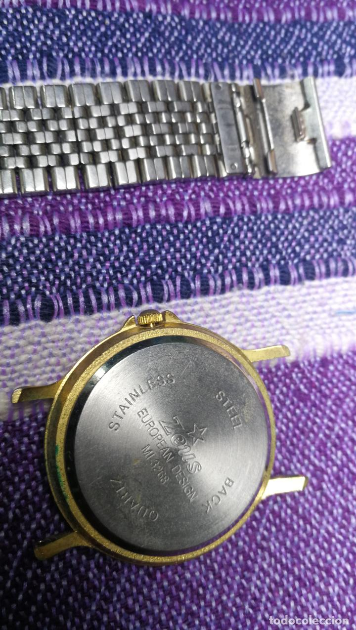 Recambios de relojes: Lote de 8 relojes VARIADOS están sin comprobar por tanto para reparar, repasar o piezas - Foto 16 - 140278422