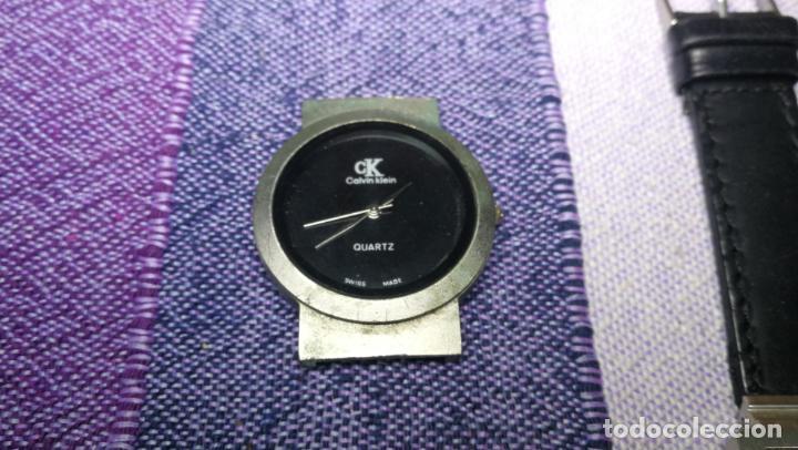 Recambios de relojes: Lote de 8 relojes VARIADOS están sin comprobar por tanto para reparar, repasar o piezas - Foto 23 - 140278422
