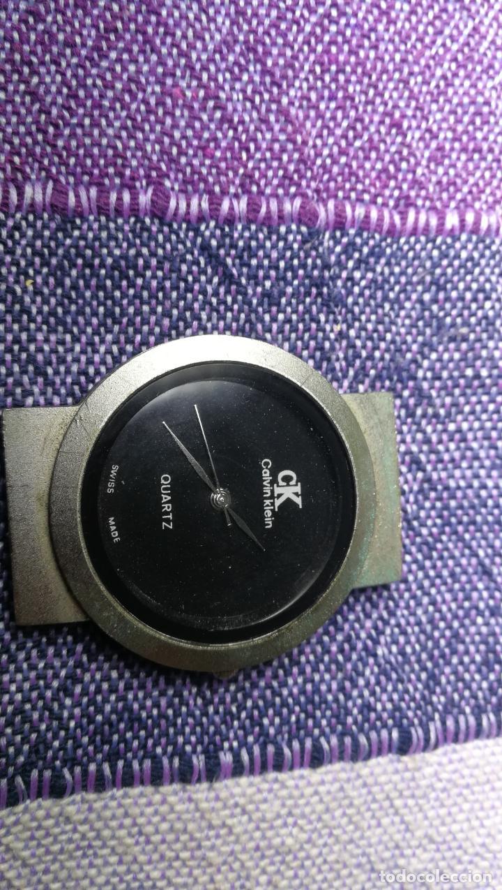 Recambios de relojes: Lote de 8 relojes VARIADOS están sin comprobar por tanto para reparar, repasar o piezas - Foto 28 - 140278422